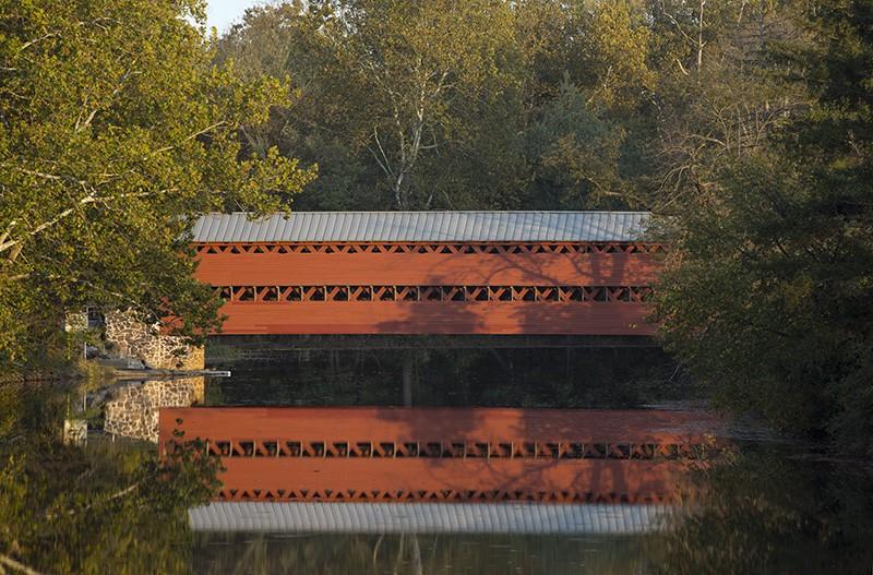 Sach's Covered Bridge