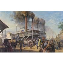 Northbound Steamer
