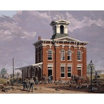 Gettysburg Railroad Depot