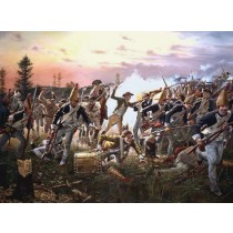 Breymann's Redoubt, Battle of Saratoga - October 7th, 1777