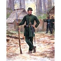 Clinch Rifles - Georgia Militia 1861