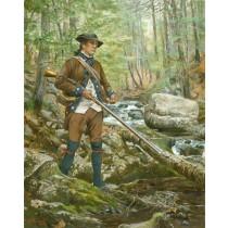 Crockett's Western Battalion, Virginia State Forces 1780-1781