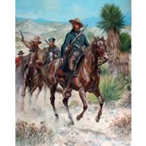 Hay's Regiment of Mounted Texas Volunteers 1847 - Mexican War