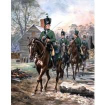 Queen's Rangers Hussars 1781