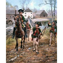 The Hasse-Cassel Corps of Field Jaegers, 1776-1783