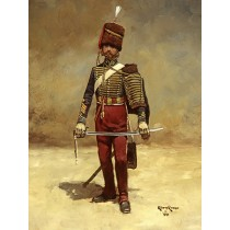 British 11th Hussar-Crimea