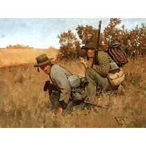 Confederate Reconnaissance