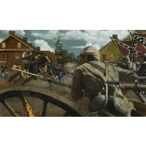 Last Stand at the Gettysburg Diamond